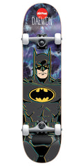 Almost Daewon Song Batman Complete Skateboard - Tie Dye - 7.625in