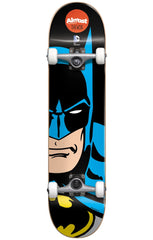 Almost Daewon Song Batman Split Face Youth Mini Complete Skateboard - Black - 7.0in