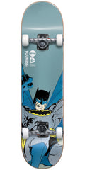 Almost Youness Amrani Batman Dark Knight Complete Skateboard - Light Blue - 7.0in x 28.0in
