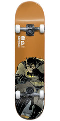 Almost Daewon Song Batman Dark Knight Complete Skateboard - Brown - 7.25in x 29.0in