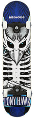 Birdhouse Hawk Icon Complete Skateboard - 7.5 - Navy/White/Black