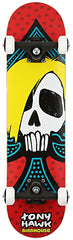 Birdhouse Hawk McSqueeb Mini Complete Skateboard - 7 - Red