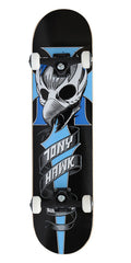 Birdhouse Tony Hawk Crest Complete Skateboard - Black - 7.75