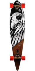Birdhouse Tony Hawk Falcon Eye Complete Skateboard - Black - 40.0in