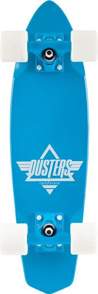 Dusters Ace Cruiser Complete Skateboard - 24 - Blue