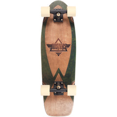 Dusters Cazh Cruiser Complete Skateboard - Hunter - 28.5in