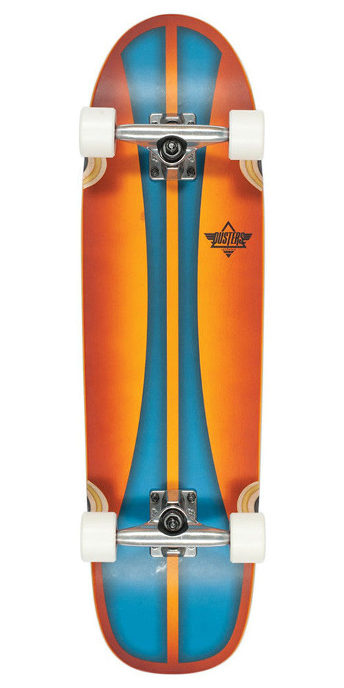 Dusters Grind Cruiser Complete Skateboard - Sunburst - 31.5in