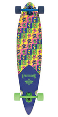 Dusters Grateful Dead Bears Complete Skateboard - Multi - 42.0in