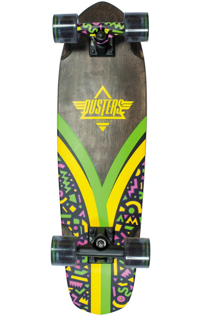 Dusters Flashback Cruiser Complete Skateboard - Fresh - 28.0in