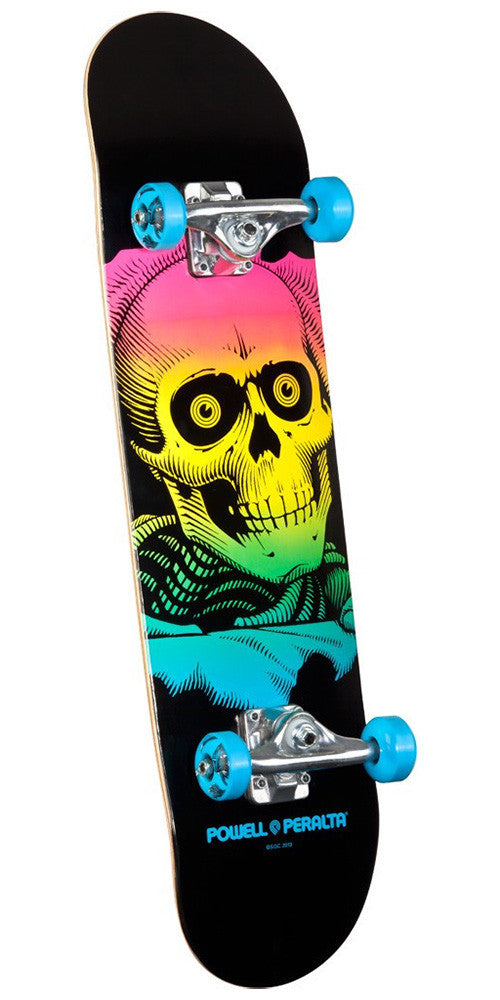 Powell-Peralta Ripper Complete Skateboard - 8 x 32.125 - Blue