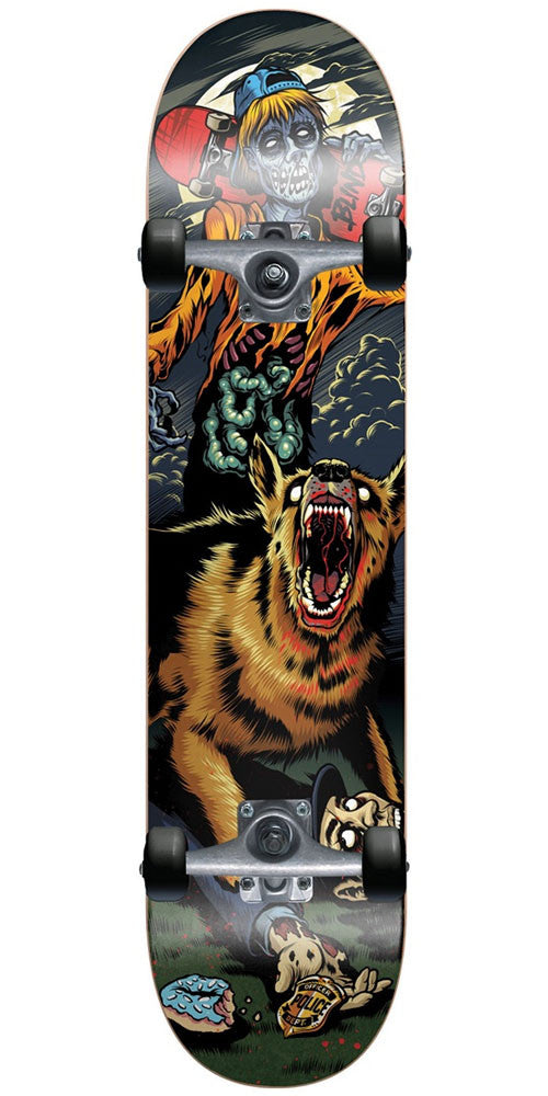 Blind Mad Dog Youth Complete Skateboard - Multi - 7.375in