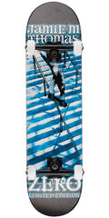 Zero Jamie Thomas Smith Grind Complete Skateboard - Black - 8.0in