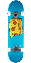 Enjoi Crusty Complete Skateboard - Blue - 8.0in