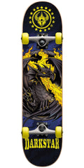 DarkStar Dragon Micro Complete Skateboard - Yellow - 6.75in