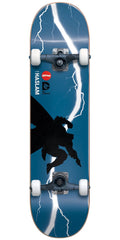 Almost Chris Haslam Dark Knight Returns Complete Skateboard - Blue - 7.75in