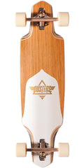 Dusters Channel Longboard Complete Skateboard - Teaky - 34.0in