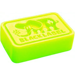 Black Label Elephant Skateboard Wax - Green
