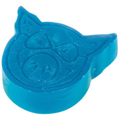 Pig Neon Skateboard Wax - Blue