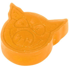 Pig Neon Skateboard Wax - Orange