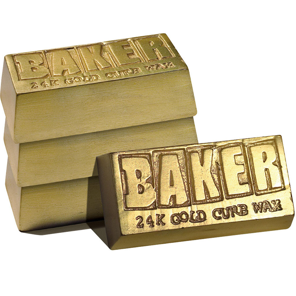 Baker 24 Karat - Gold Skateboard Wax