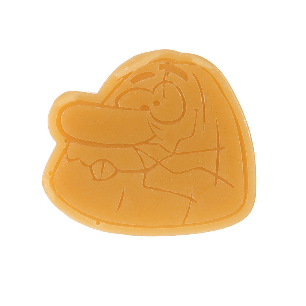 Almost Captain Caveman Cream Skateboard Wax - Brown