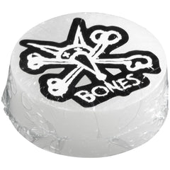 Bones Vato Rat Single Skateboard Wax - White
