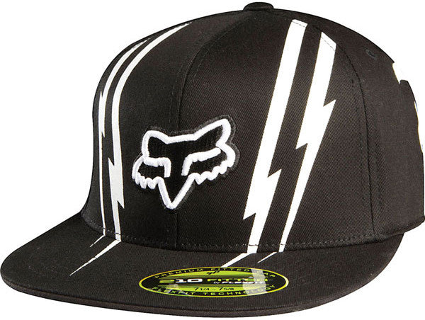 Fox Dominion 210 Men's Flexfit Hat - Black