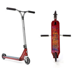 Lucky 2017 Covenant Pro Scooter - Red