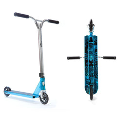 Lucky 2017  Prospect Pro Scooter - Black/Teal