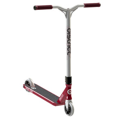 District C050 Scooter - Red/White