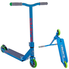 Crisp Blaster Mini Scooter - Blue