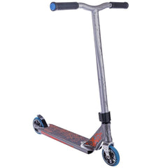 Crisp Ultima 4.5 Scooter - Black Chrome/Silver
