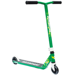Dominator Bomber Scooter - Green/White