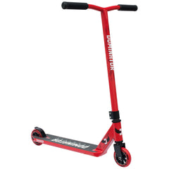 Dominator Trooper Scooter - Red/Black