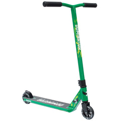 Dominator Trooper Scooter - Green/Black