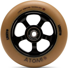 Atom Pro 2017 Scooter Wheel - 110mm - Black/Gum
