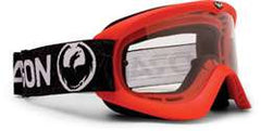 Dragon MDX-i Mens Goggles - Red