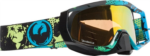 Dragon Vendetta Mens Goggles - Multi