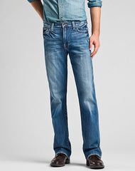 Lucky 361 Vintage Men's Straight Jeans - Blue
