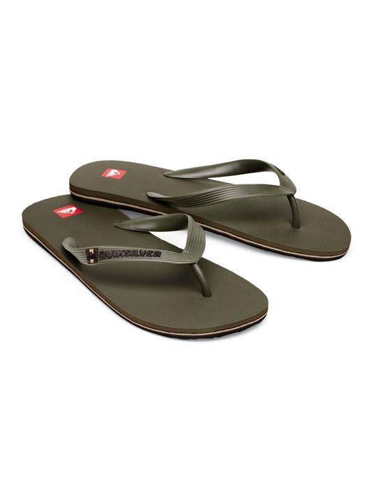 Quiksilver Molokai Men's Sandals - Green