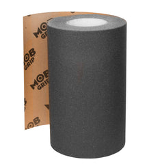 Mob Grip Tape 11in x 33in Skateboard Grip Tape - Black (1 Sheet)