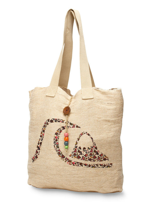 Quiksilver Windy Womens Tote - Natural