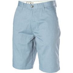 Volcom Frickin Stripe Chino Short Mens Shorts - Blue