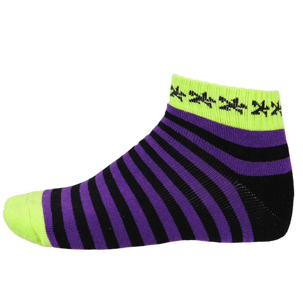 Underground Products Seeing Stars Men's Socks - Bruise Purple (1 Pair)