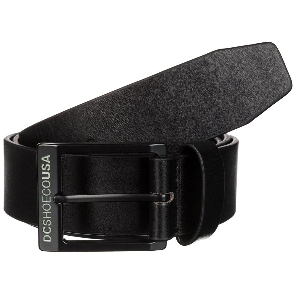 DC Banner Men's Belt - Anthracite