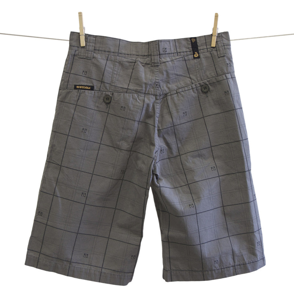 Dunkelvolk Hampton Walkshort Mens Boardshorts - Grey