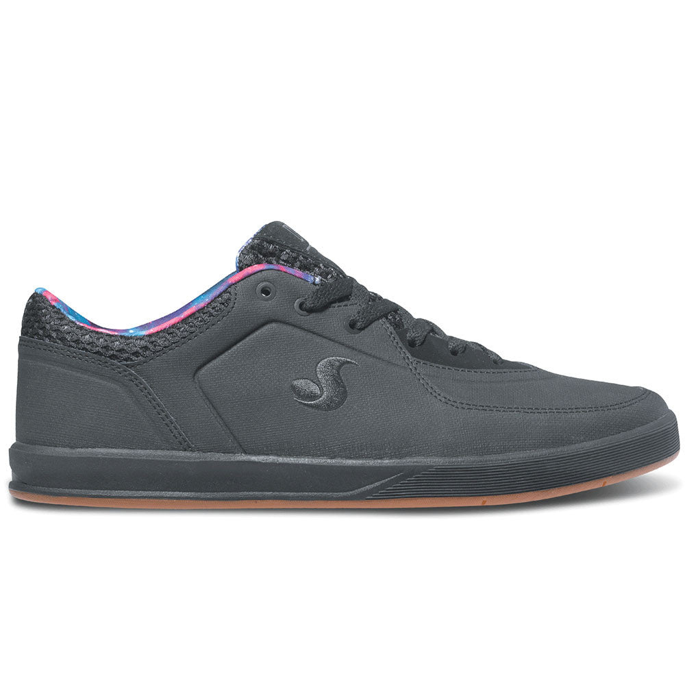 DVS Endeavor Skateboard Shoes - Black Galaxy 002