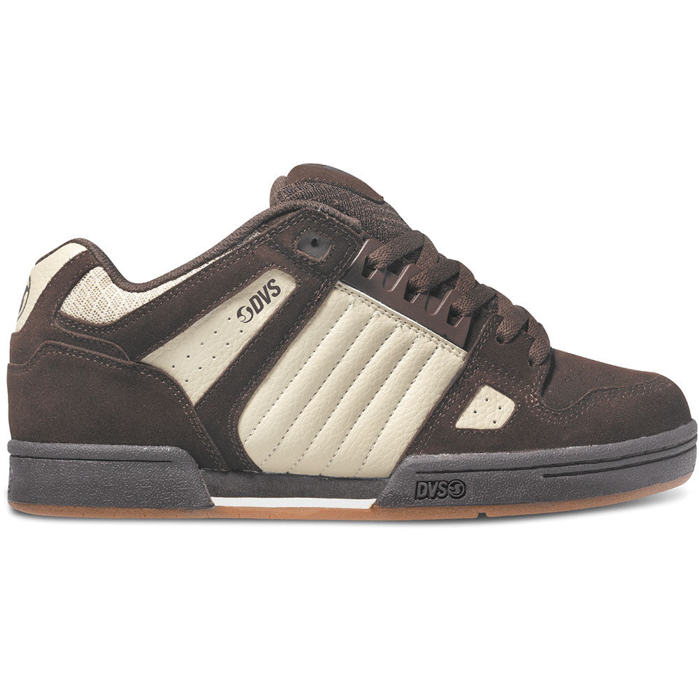 DVS Celsius Skateboard Shoes - Coffee Suede 201