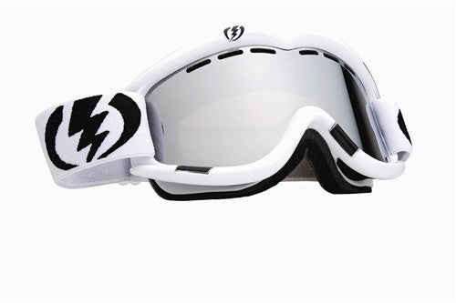 Electric Visual EG1 Mens Goggles - White
