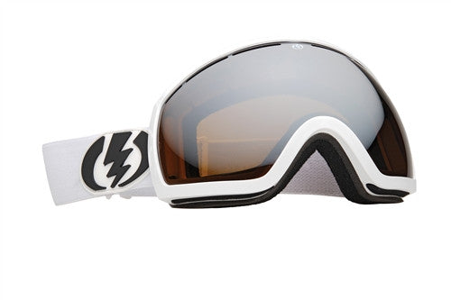 Electric Visual EG2 Mens Goggles - White